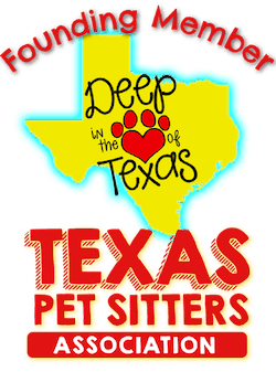 TPS Pet Sitters Association badge